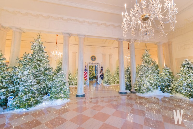 photos the 2017 white house christmas decorations washingtonian - When Is The White House Decorated For Christmas 2017