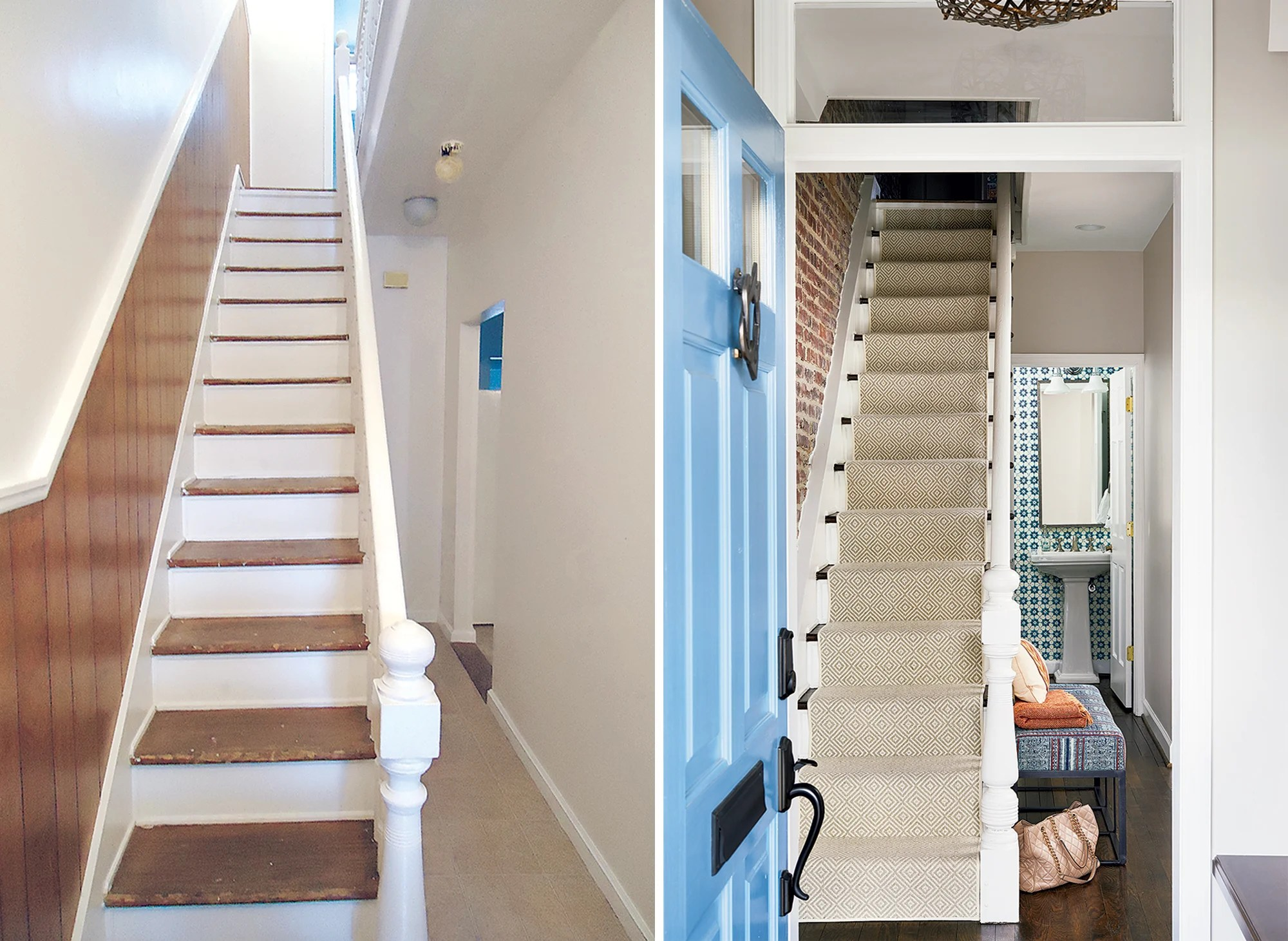 A First Time Buyer Totally Remade This Logan Circle Rowhouse