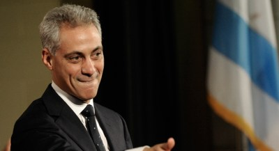Chicago Mayor Rahm Emanuel (AP Photo)