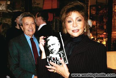 Gerald Rafshoon and Janet Langhart Cohen