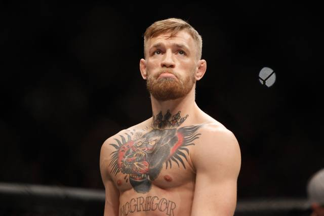 what colour is conor mcgregor's hair?   sherdog forums   ufc