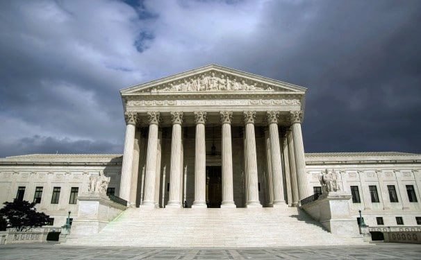 U .S. Supreme Court. (Credit: Karen Bleier/AFP/Getty Images.)