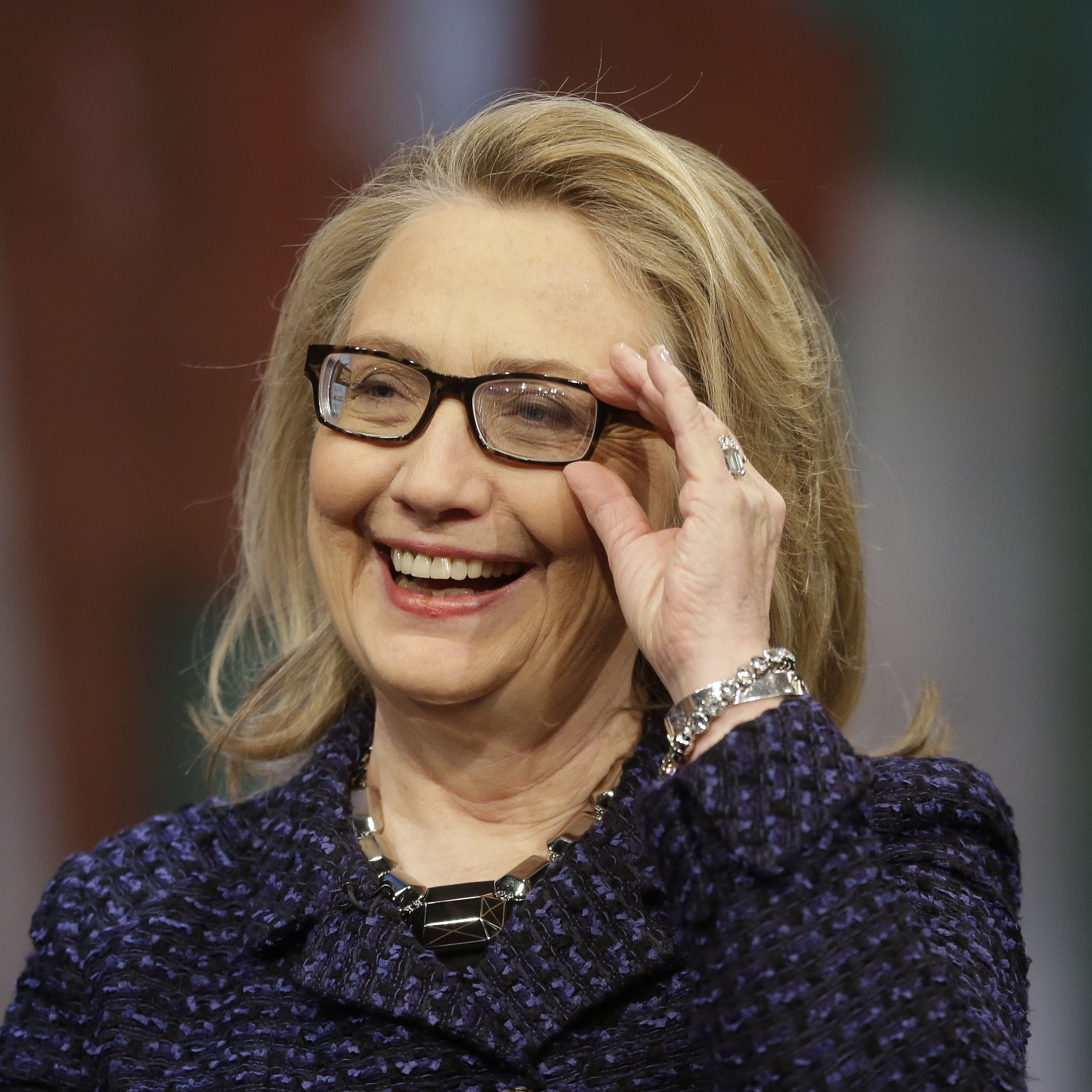 Hillary Clinton's new book set for 2014 release date by Simon & Schuster - peoplewhowrite
