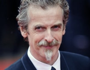 Scottish actor Peter Capaldi will play the 12th Doctor Who. (Dominic Lipinski, PA, FILE/Associated Press)