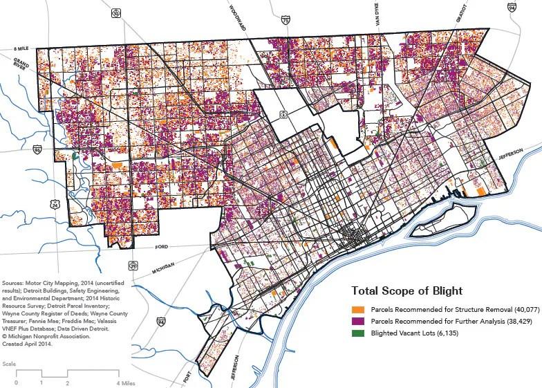 Detroit Blight Removal Task Force