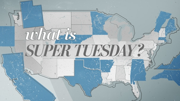 What is Super Tuesday and why is it important?