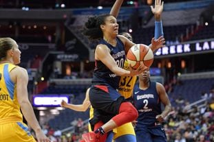 WGWTKAYKSI4OFF7MTIZ3JH4KU4 - Kristi Toliver speaks out, then stands out, as Mystics get high-stakes win over Dallas