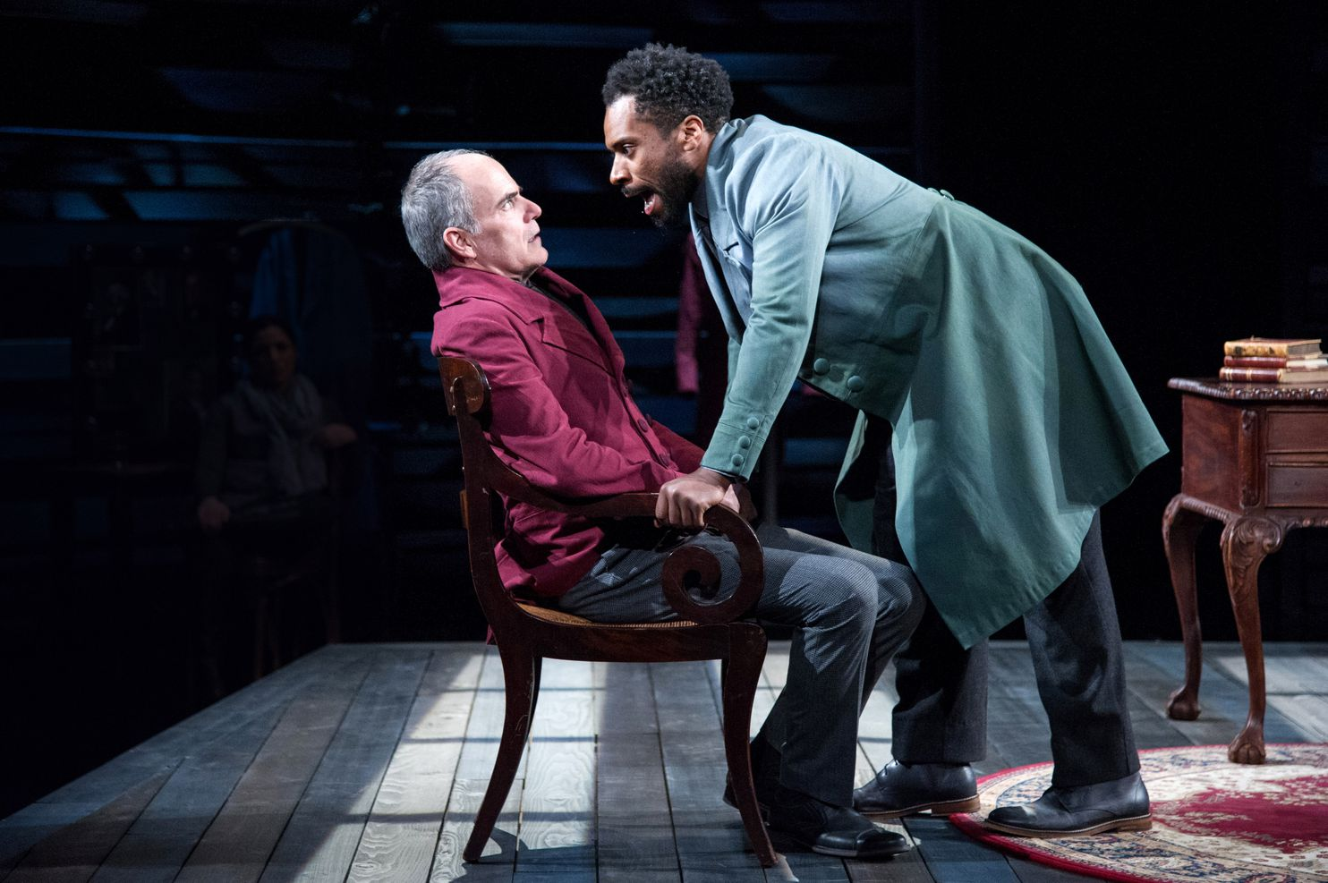 Jqa At Arena Stage Review John Quincy Adams Is The Anti