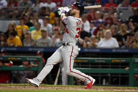 ALNVKI2UD44EVHN7AV3YR7P4II - Bryce Harper will join seven newcomers at All-Star Game Home Run Derby