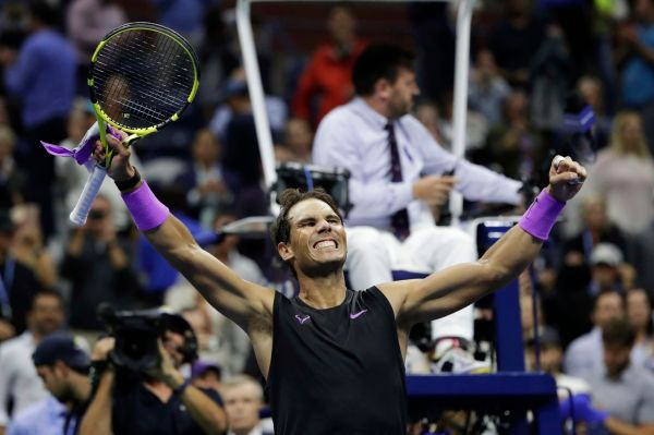 Rafael Nadal Prevails In U S  Open Thriller To Win 19th