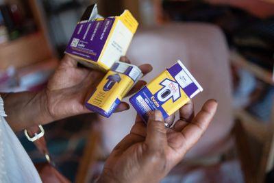FDA panel backs prescribing opioid antidote alongside painkillers