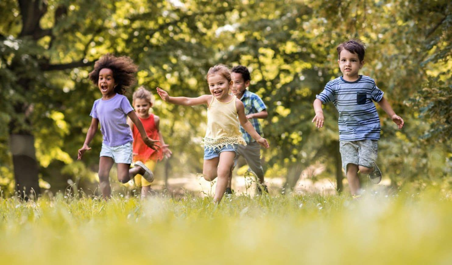 Kids Do Not Spend Nearly Enough Time Outside Here S How And Why To Change That