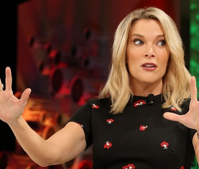 Just Get Rid Of Her Megyn Kelly Is Again In Trouble But Nbc Colleagues Rejected Her Long Before The Washington Post