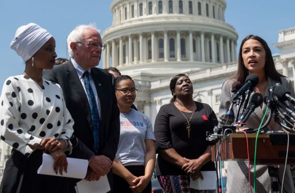 Democratic presidential hopeful Bernie Sanders to be endorsed by Alexandria Ocasio-Cortez