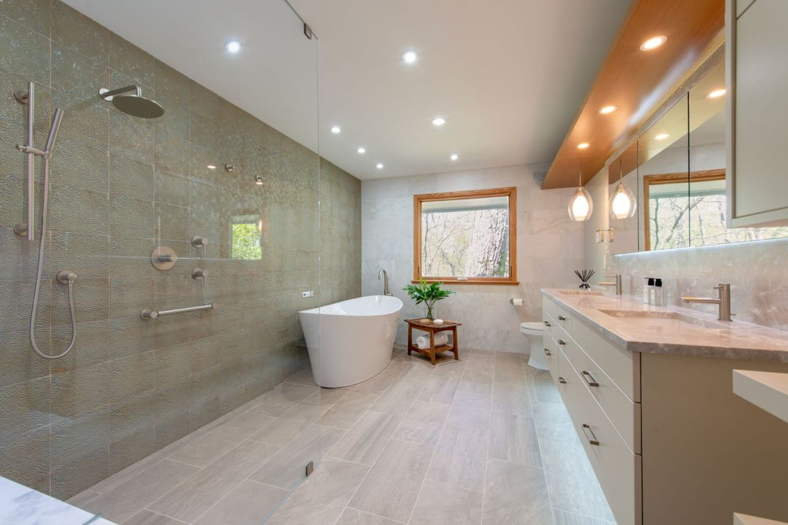 A closer look at bathroom design trends for 2020 - The ...