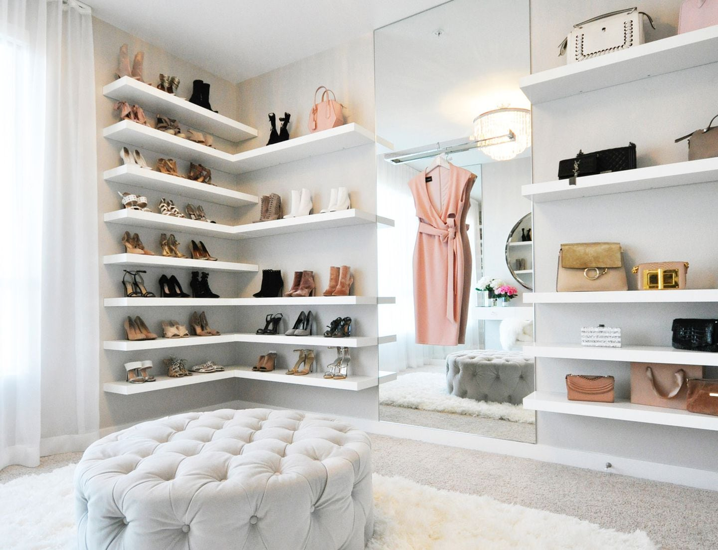 Want To Organize Your Shoes Consider Putting Them On