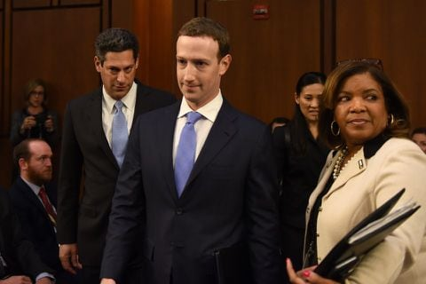Image result for Mark Zuckerberg Made $3 Billion while He sat for Congress' Questions