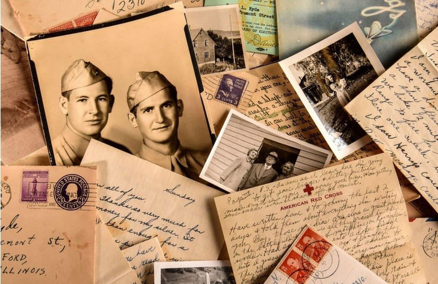 Letters From War The Start Full Transcript