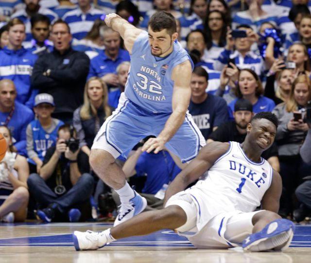 Should Duke Basketball Star Zion Williamson Protect His Future By