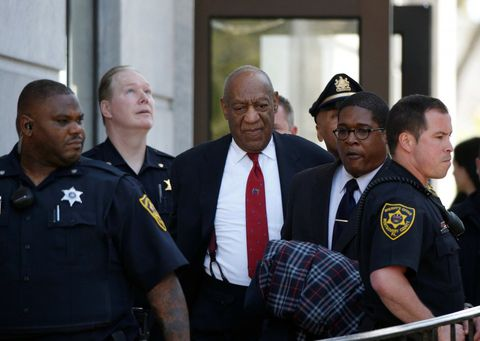 Bill Cosby convicted: Cable networks nail footage of a black SUV on Pa. roads
