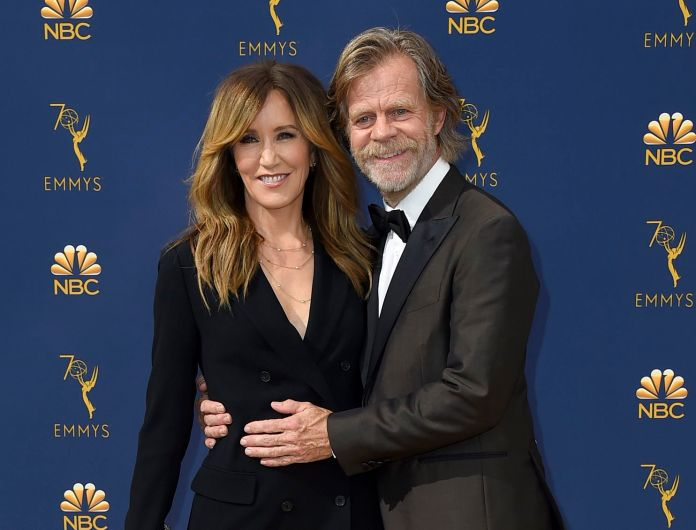 Image result for william h. macy and felicity huffman