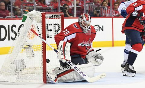 RM473BW2I424NEGBFPFFYZPKOY - After an uncharacteristic playoff performance, Braden Holtby takes stock — and moves on