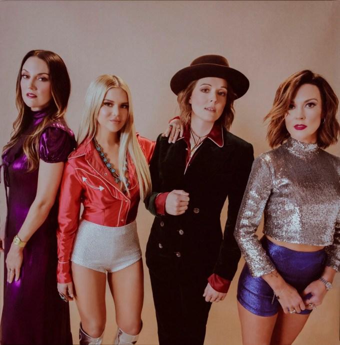 The Highwomen, Album