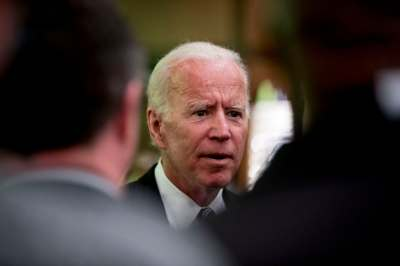Trump attacks Joe Biden as 'another low I.Q. individual ...
