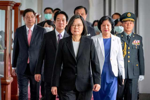 China, U.S. escalate battle for dominance, with Taiwan caught in ...
