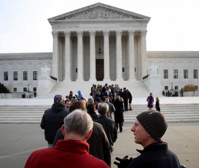 All Eyes Will Be On The Supreme Court Today As It Hears A Blockbuster Case Pitting Religious Freedom Against Anti Discrimination Laws