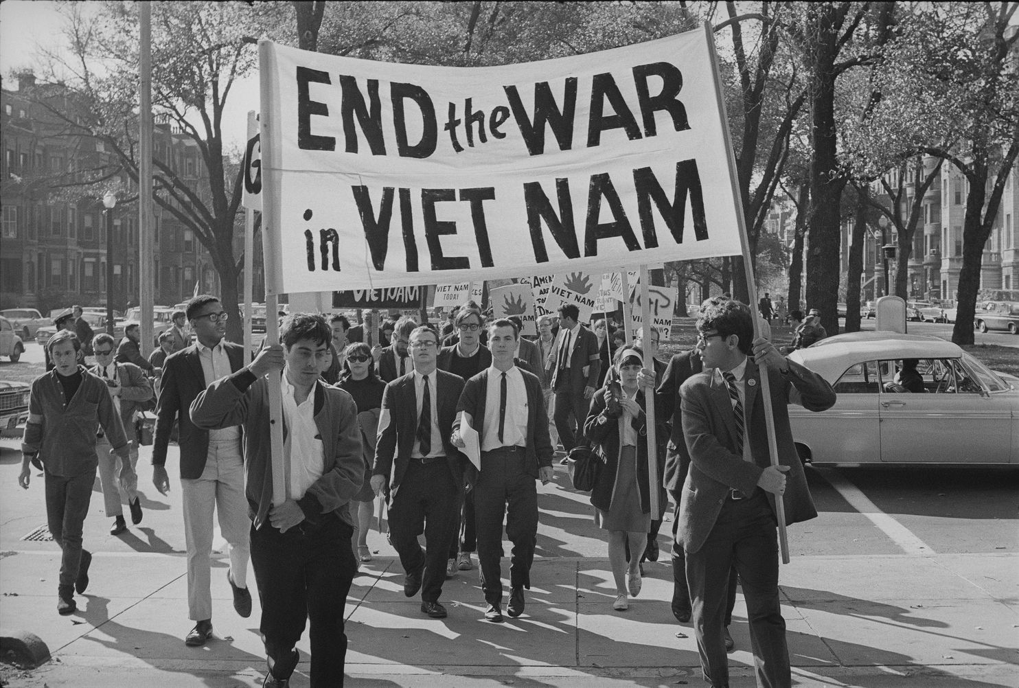 The Civil Rights And Vietnam Protests Changed America