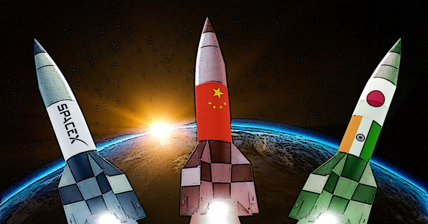 The Global Space Race 2 0