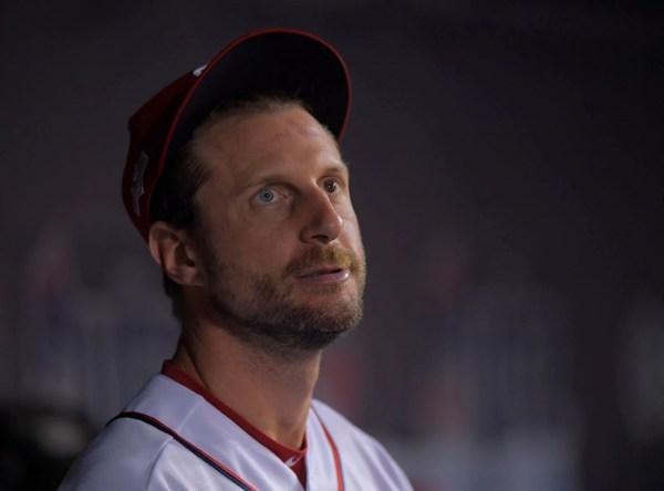 Nationals-Dodgers Game 4: Max Scherzer gives up first-inning HR