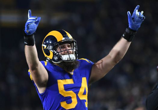 The Rams' Super Bowl throwback uniforms are 71 years old ...