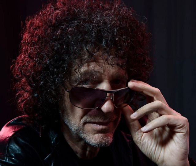Meet The New Howard Stern Hed Like To Make Amends For The Old Howard Stern