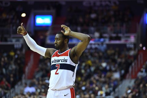 M6ETSOGFYEI6PGJCIFI7LSTBNA - John Wall asked for help, and the Wizards provided it. Now he needs to return the favor.