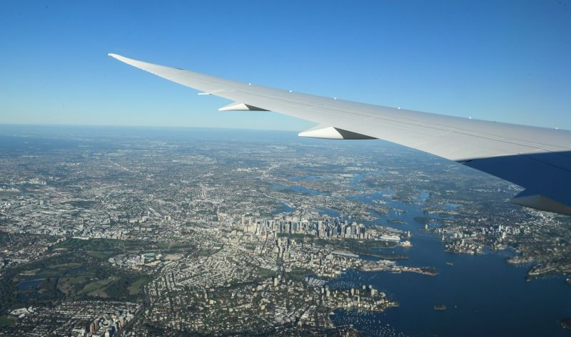 Get ready for the 19-hour flight. Qantas sets record for ultralong trip.