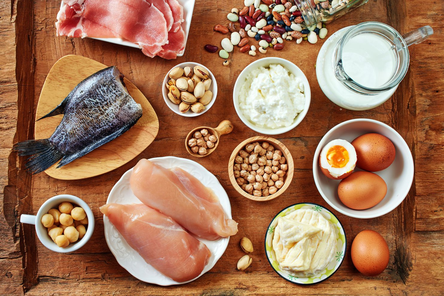 Older People Need To Eat More Protein To Help Fend Off