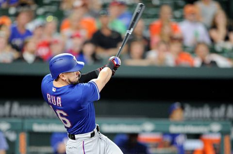 M7BUVGEHDQI6RBKTUPHISA3MPA - Rangers power past Orioles with three-run blast in seventh