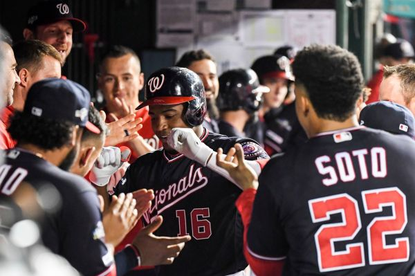 Perspective | With their World Series dreams nearing reality, the Nats are suddenly a machine