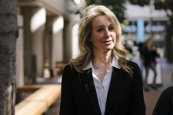 More bad blood for Theranos founder Elizabeth Holmes - this time with her own attorneys