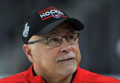 MDQ2LKJ4546FZORAEOHHUQTD4U - Barry Trotz: 'I do want to be back' as Capitals' coach