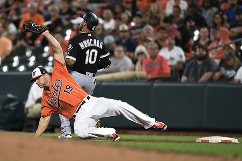 ILXH4LFZLAI6RFHLHPKS37URPM - Orioles shut out for 14th time this season in loss to White Sox