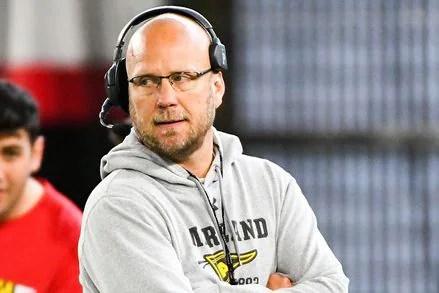 FGCE7Q346I5LHAX3G63HB3N5LA - Who is Matt Canada? A look at Maryland football's new interim head coach