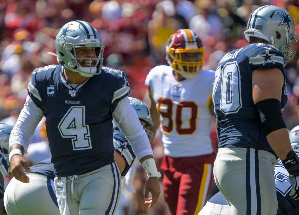 Cowboys look to stay undefeated in Sunday night road matchup with Saints