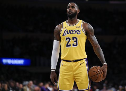 Z2OCTUWJBUI6RHAPF75PNVBCVI - 2018-19 NBA preview: LeBron James and the Lakers won't dethrone the Warriors. Yet.