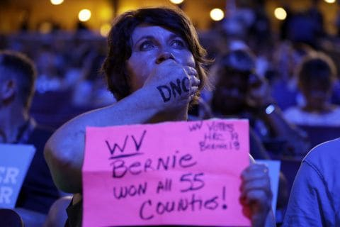 DNC member calls Sanders supporter who attends every DNC reform meeting a Russian plant