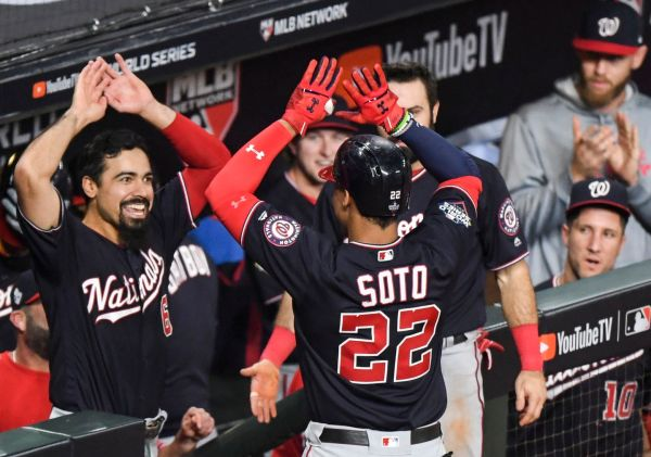 Analysis | Houston, you have a problem. And his name is Juan Soto.