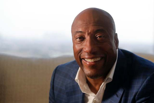 Comedian and media mogul Byron Allen filed a $20 billion lawsuit against Comcast. The Supreme Court will hear arguments Nov. 13. (Chris Carlson/AP)