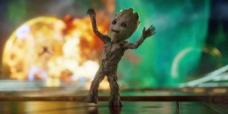 Image result for baby groot""